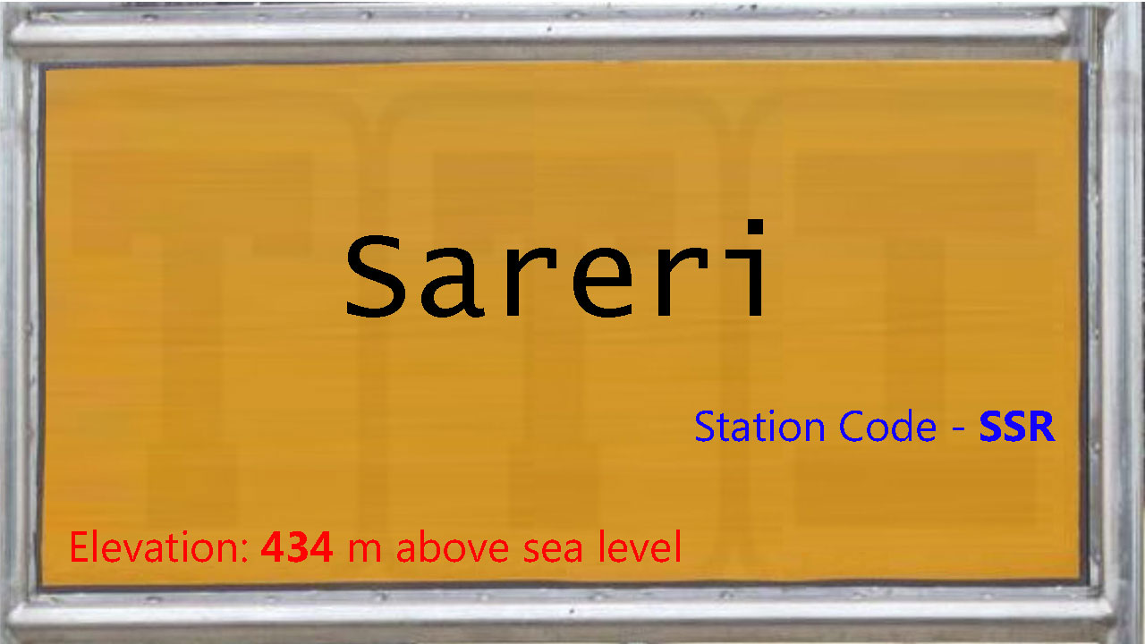 Sareri