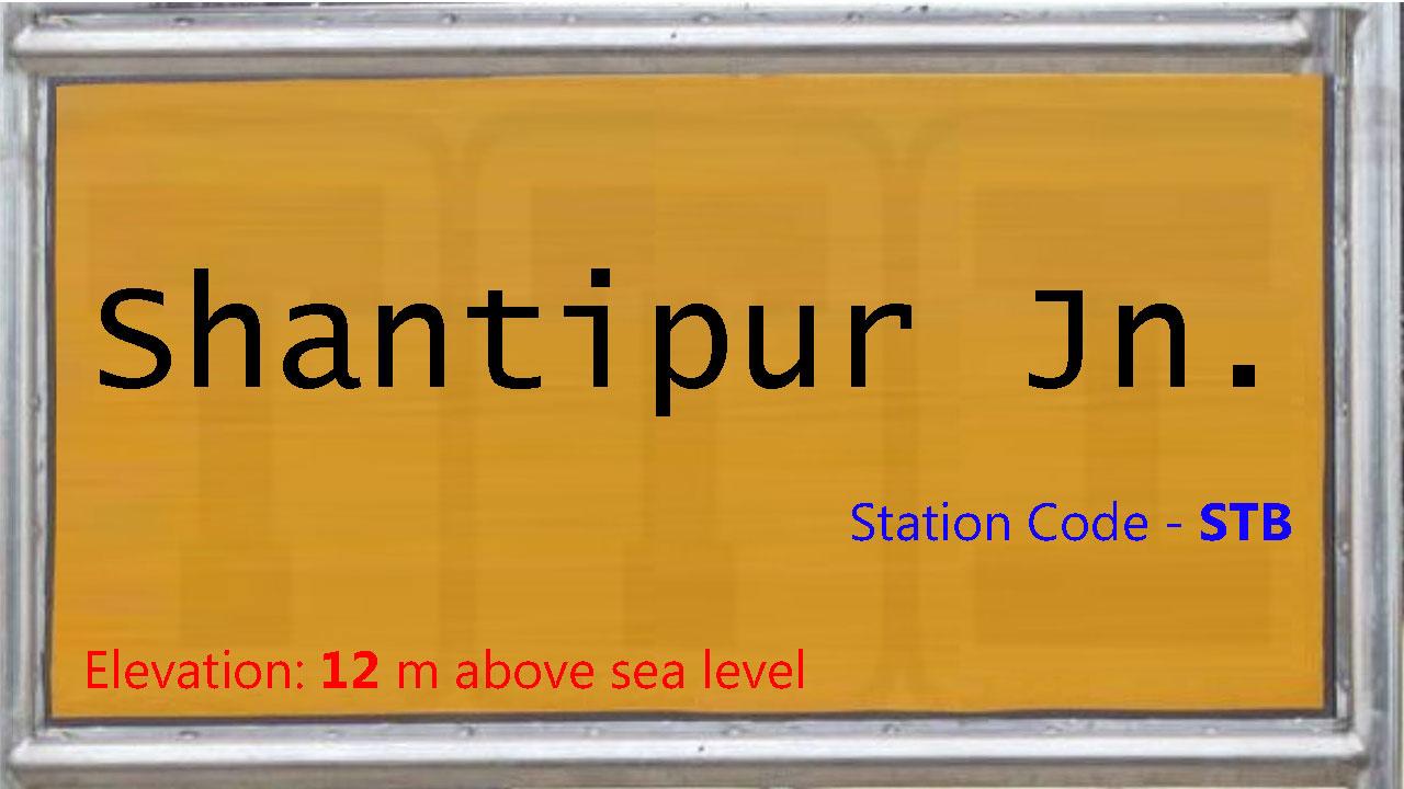 Shantipur