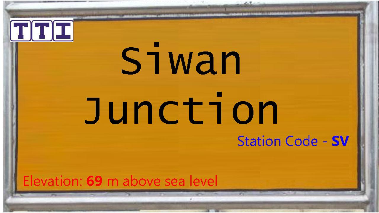 Siwan Junction