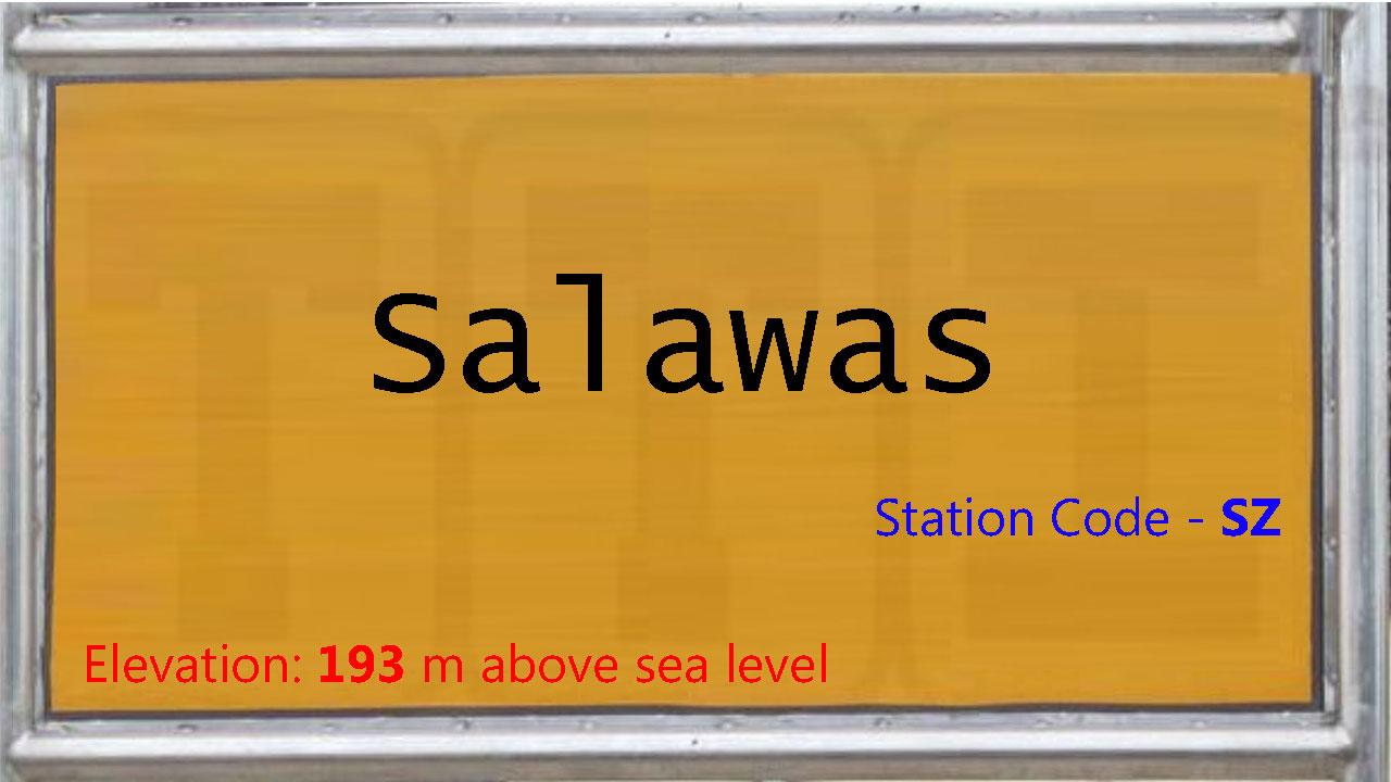 Salawas