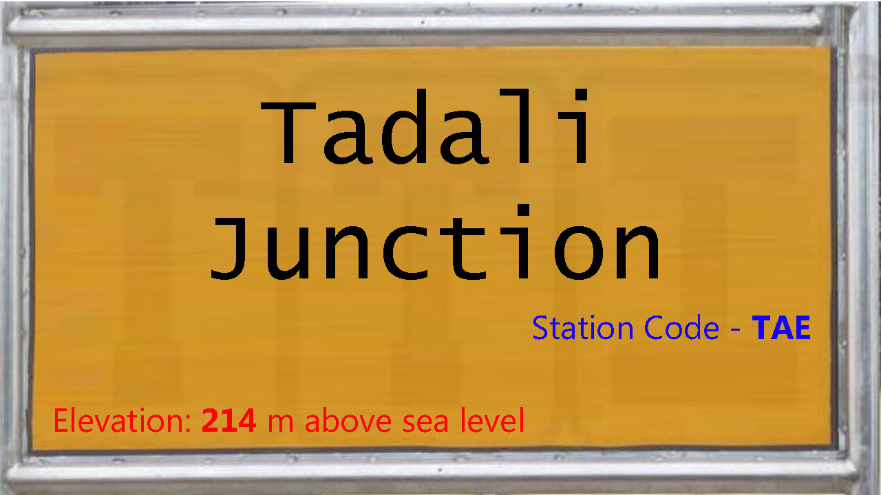 Tadali Junction