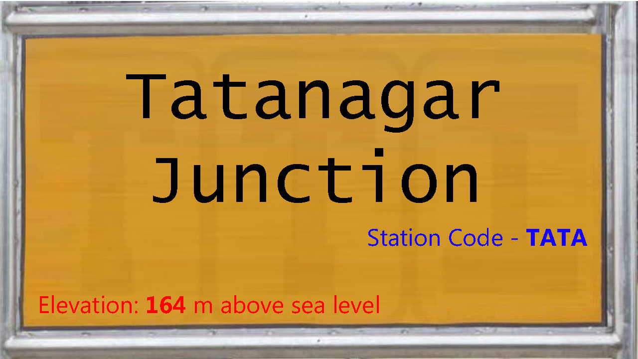 Tatanagar Junction
