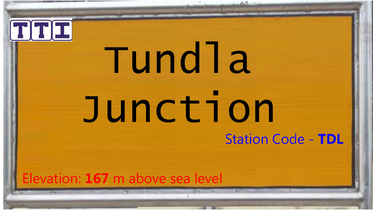 Tundla Junction