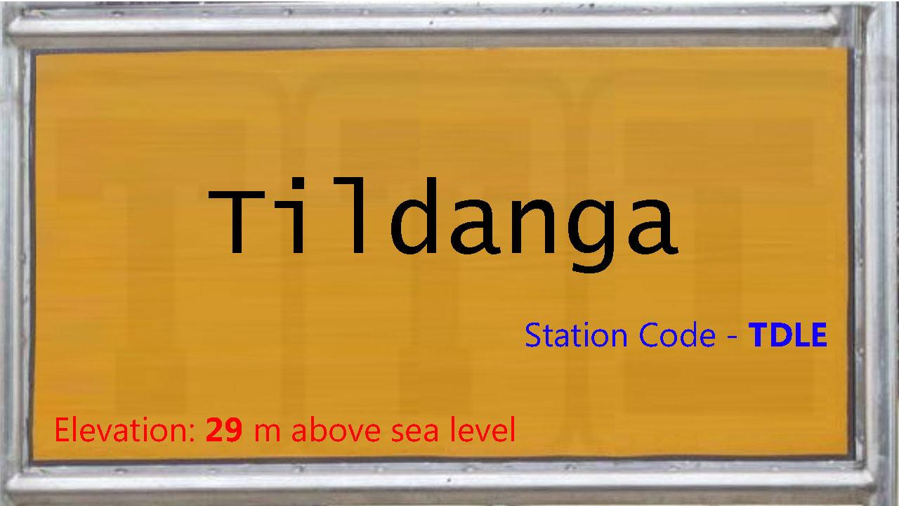 Tildanga