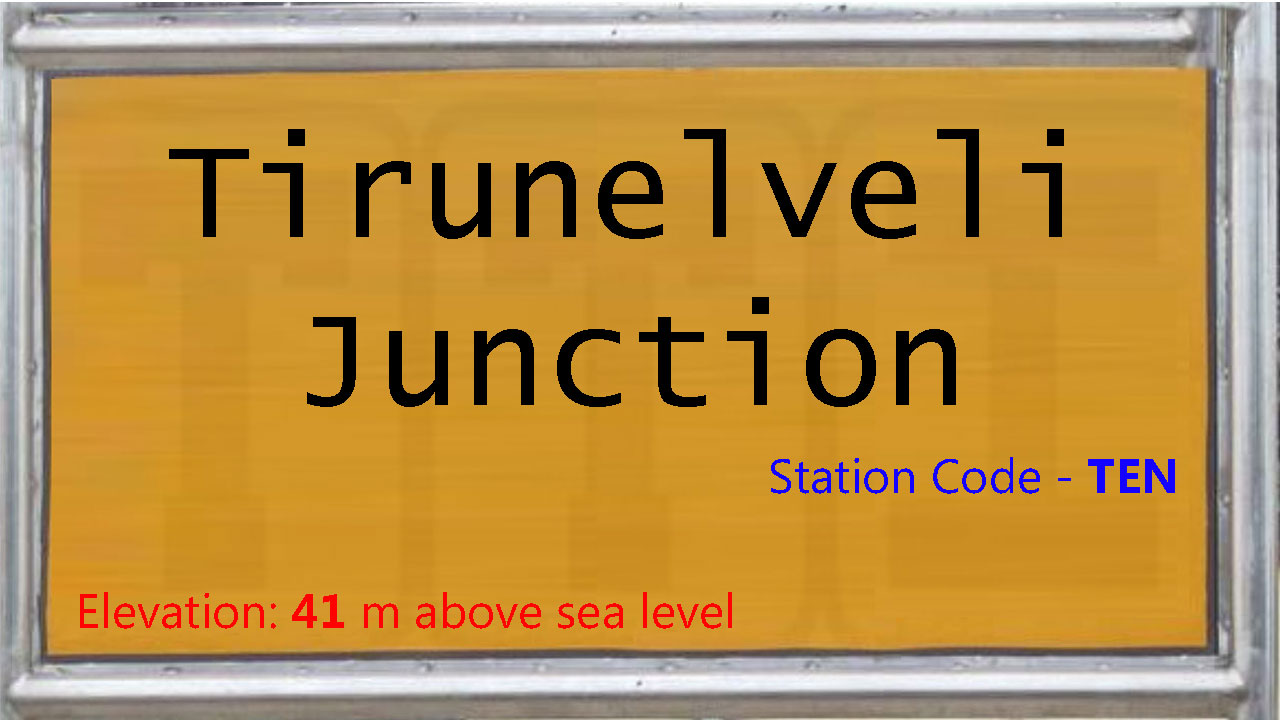 Tirunelveli Junction