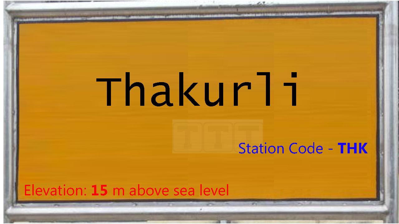 Thakurli