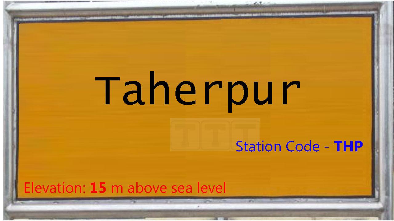 Taherpur