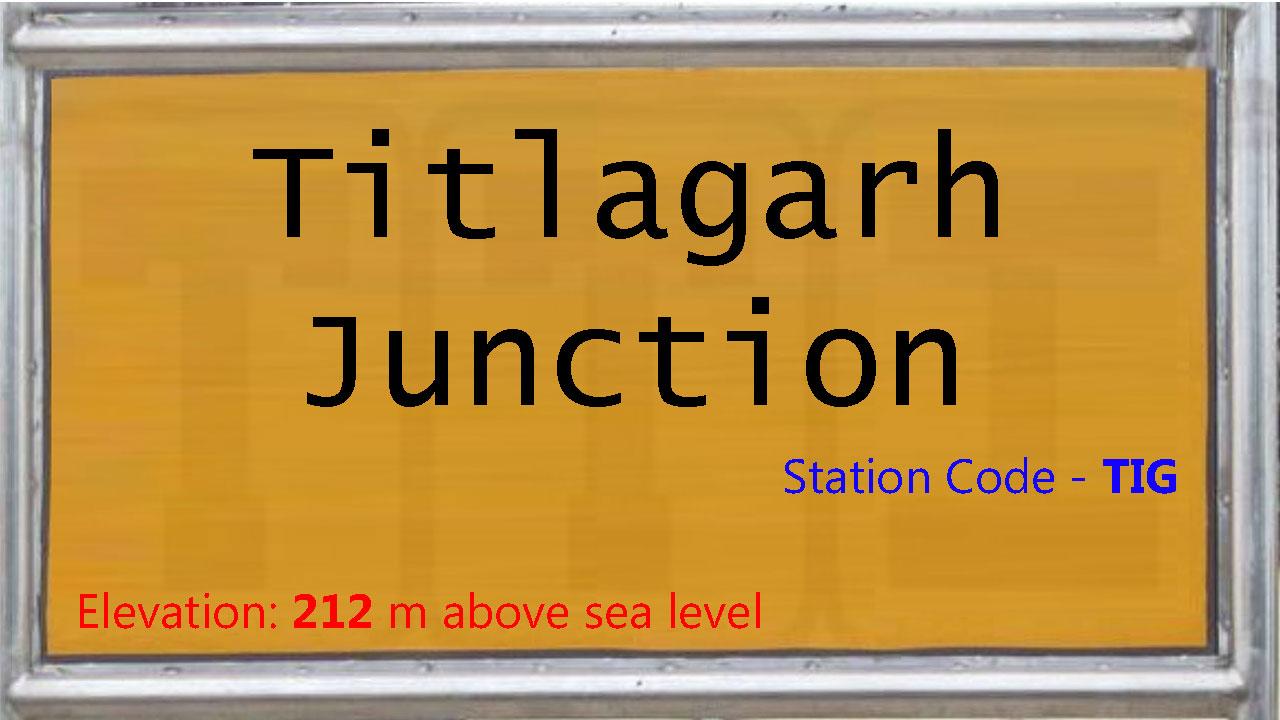 Titlagarh Junction