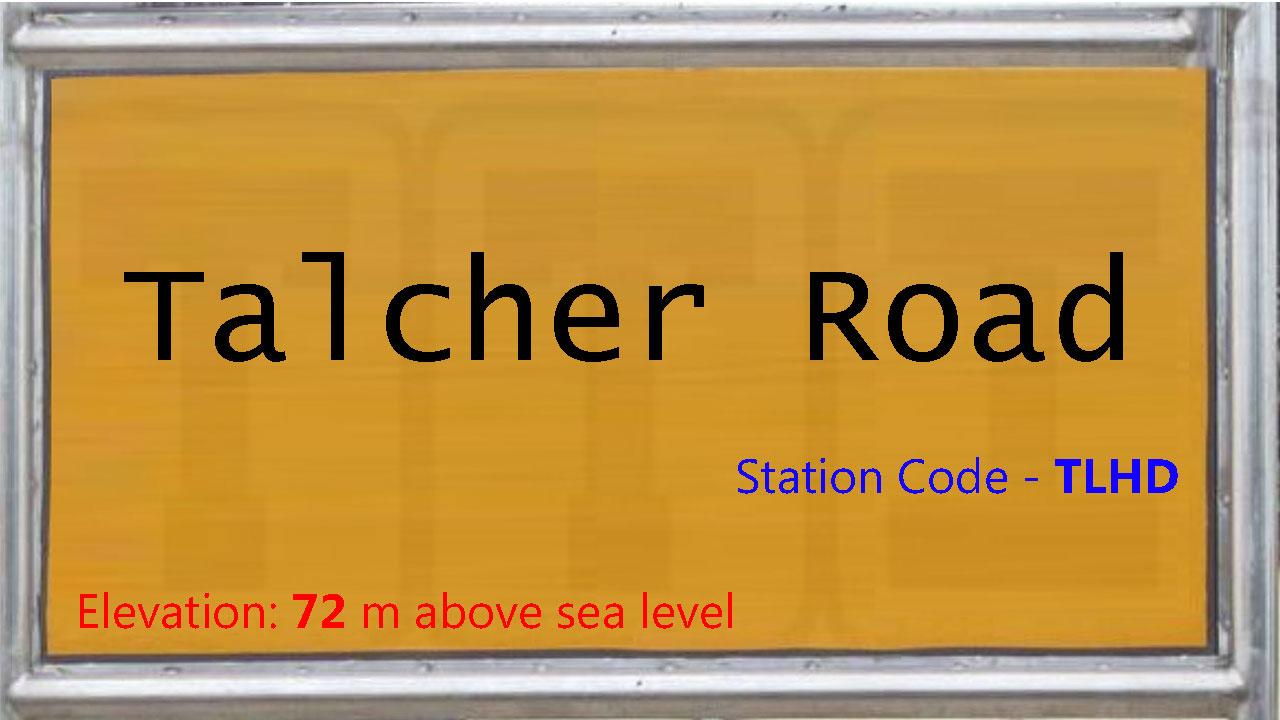 Talcher Road