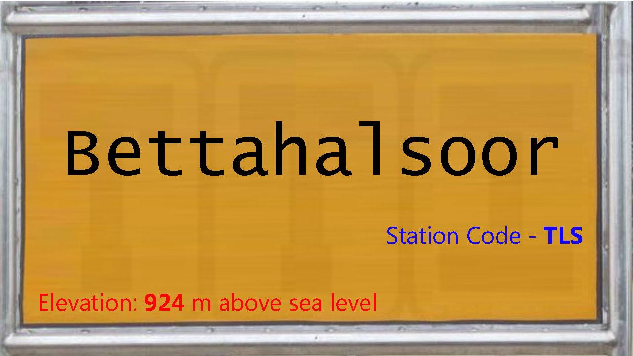 Bettahalsoor
