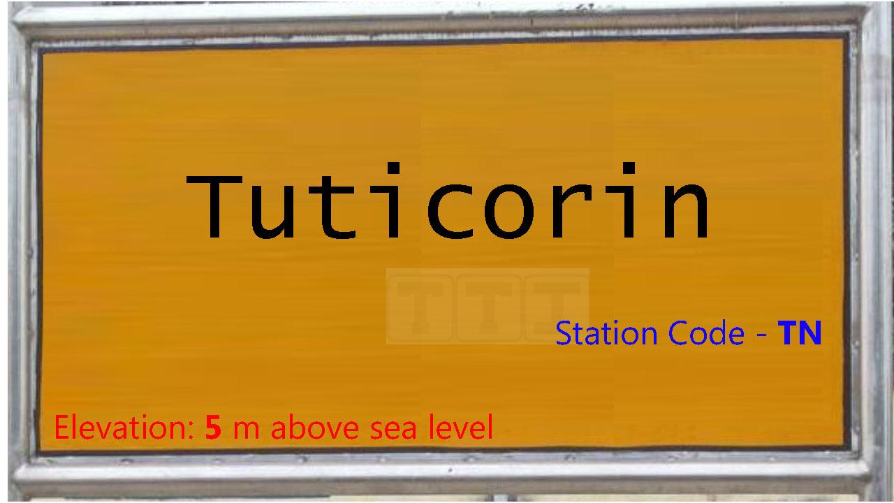 Tuticorin