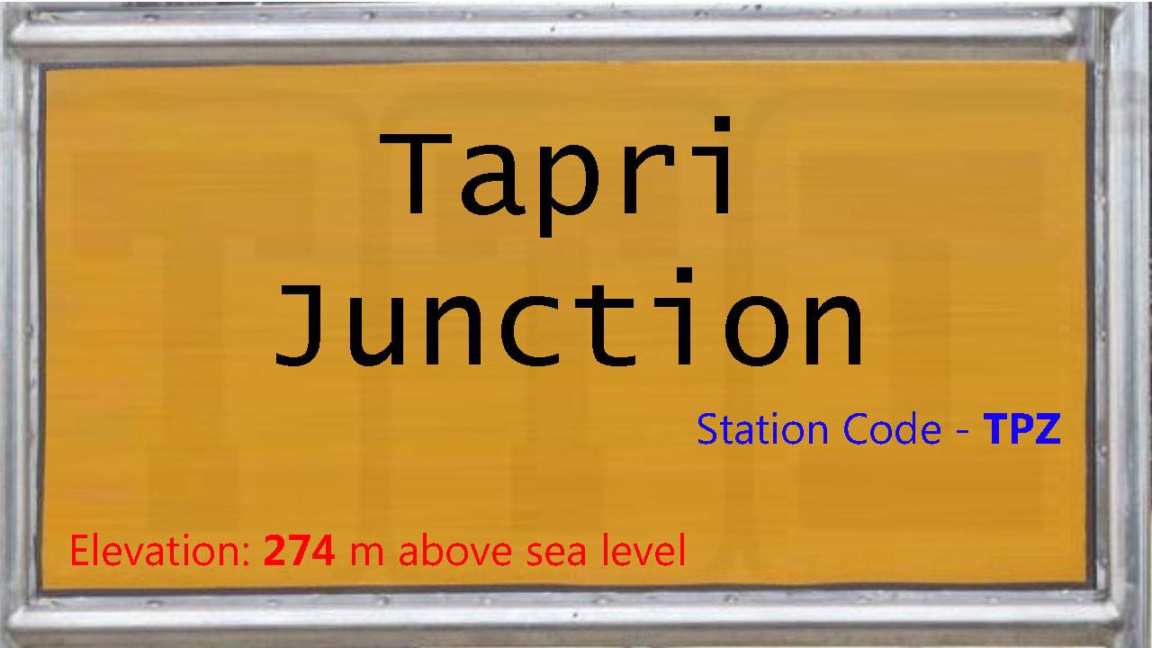 Tapri Junction