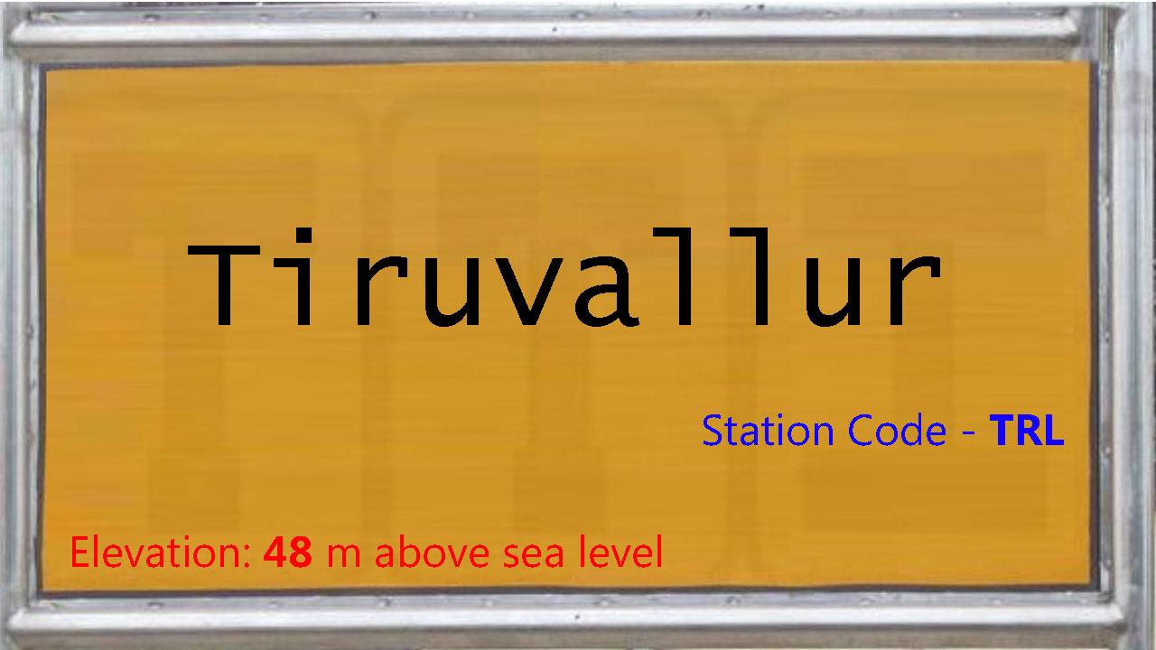Tiruvallur