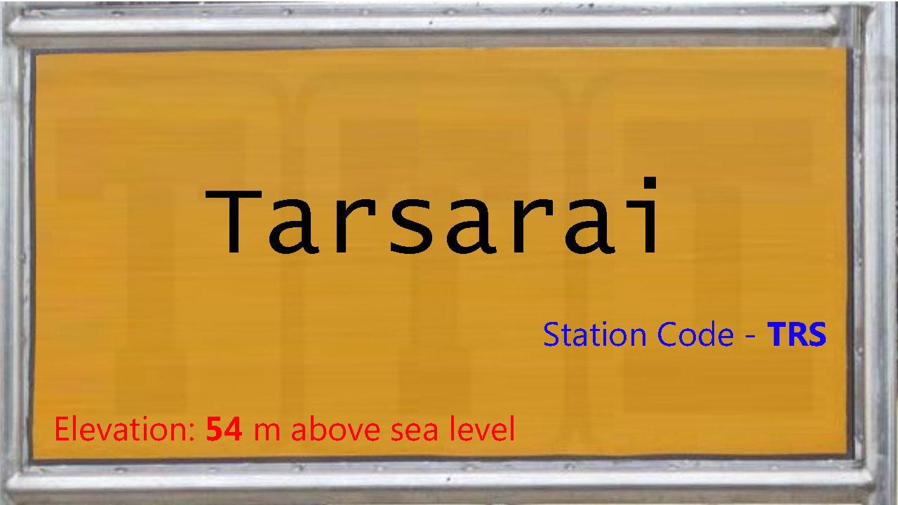 Tarsarai