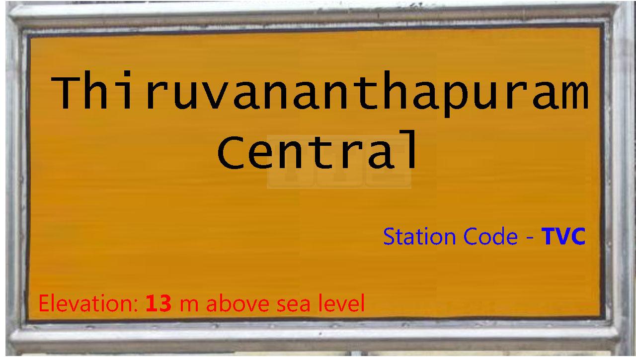 Thiruvananthapuram Central