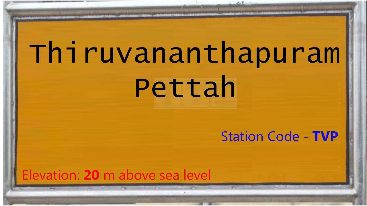 Thiruvananthapuram Pettah