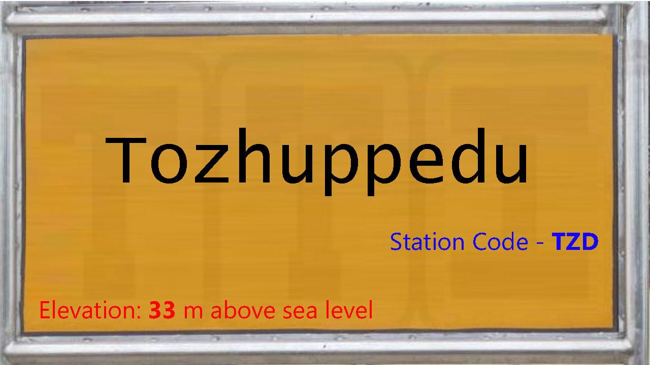 Tozhuppedu