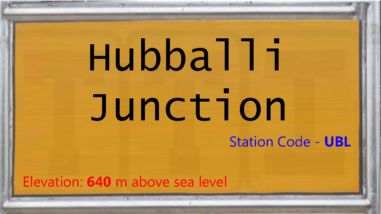 Hubballi Junction