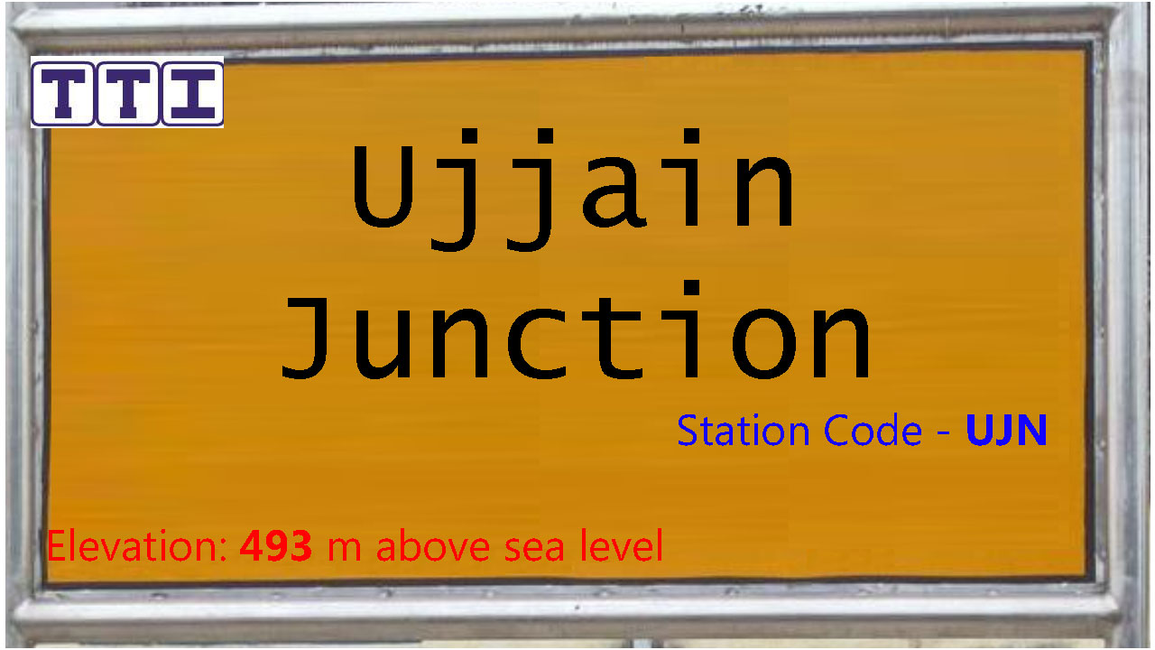 Ujjain Junction