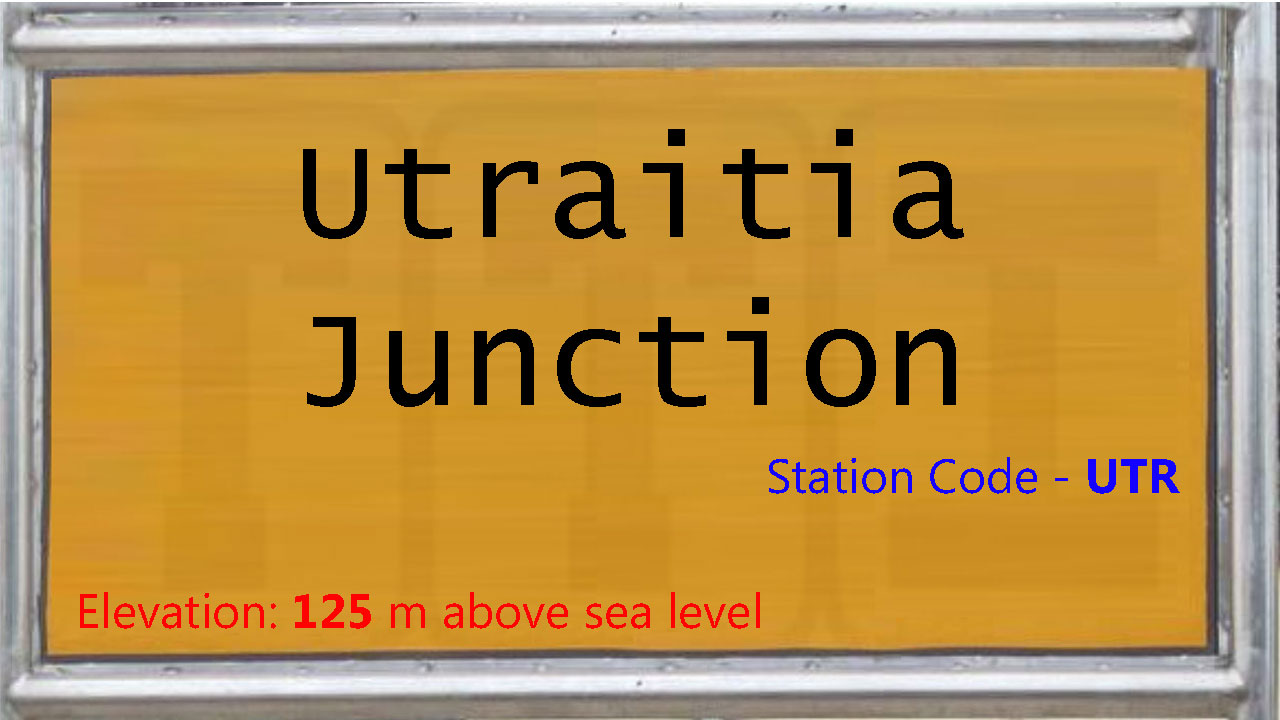 Utraitia Junction
