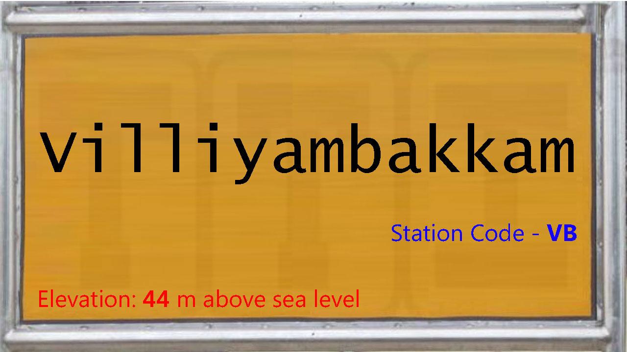 Villiyambakkam