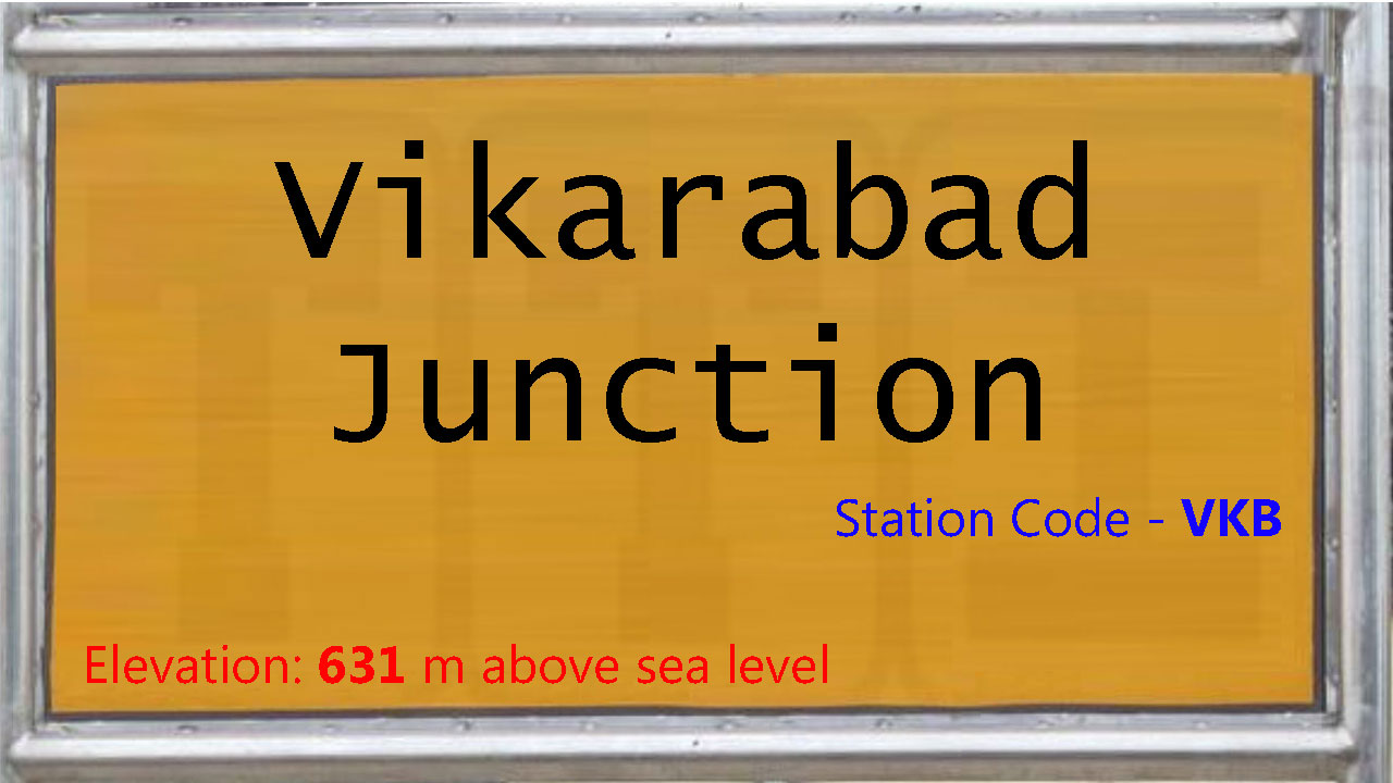 Vikarabad Junction