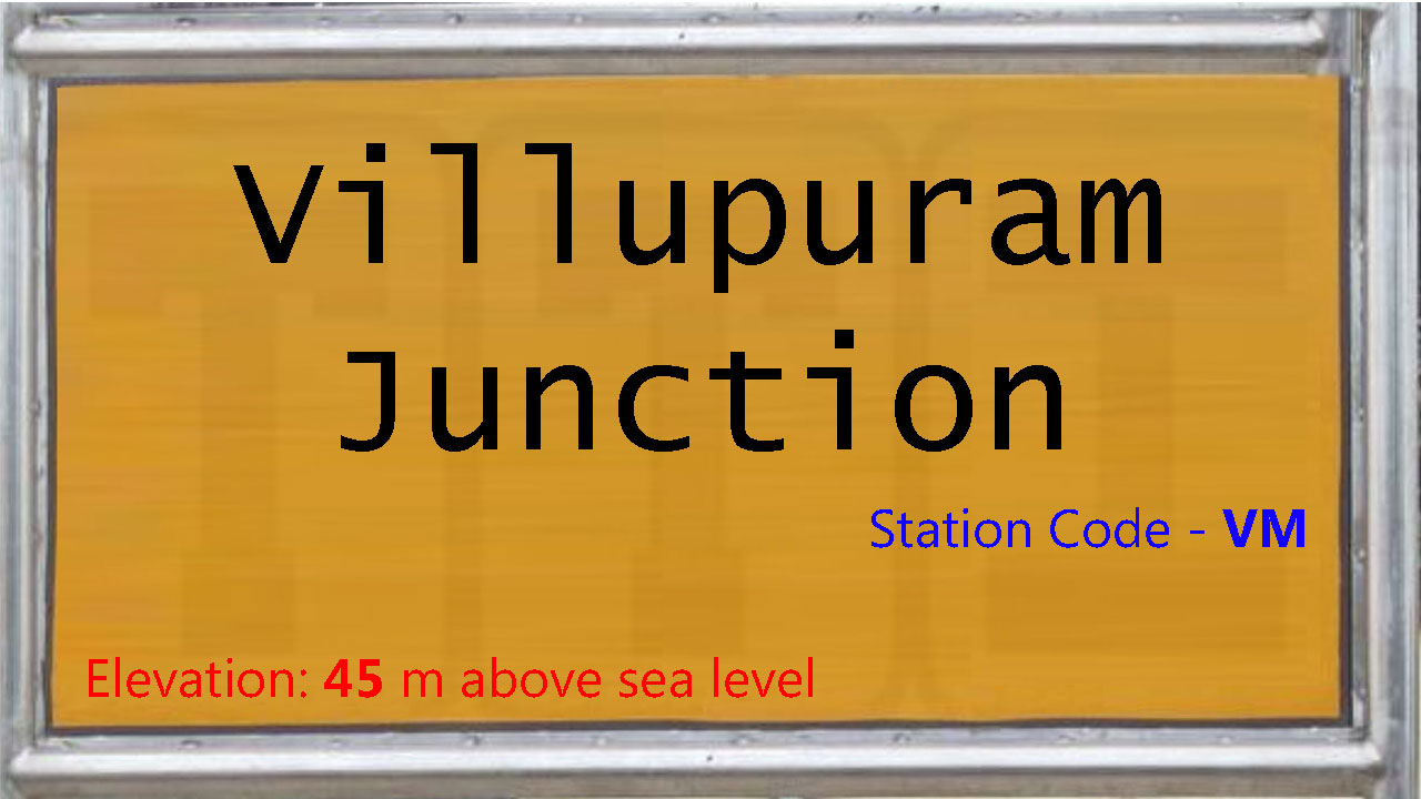 Villupuram Junction