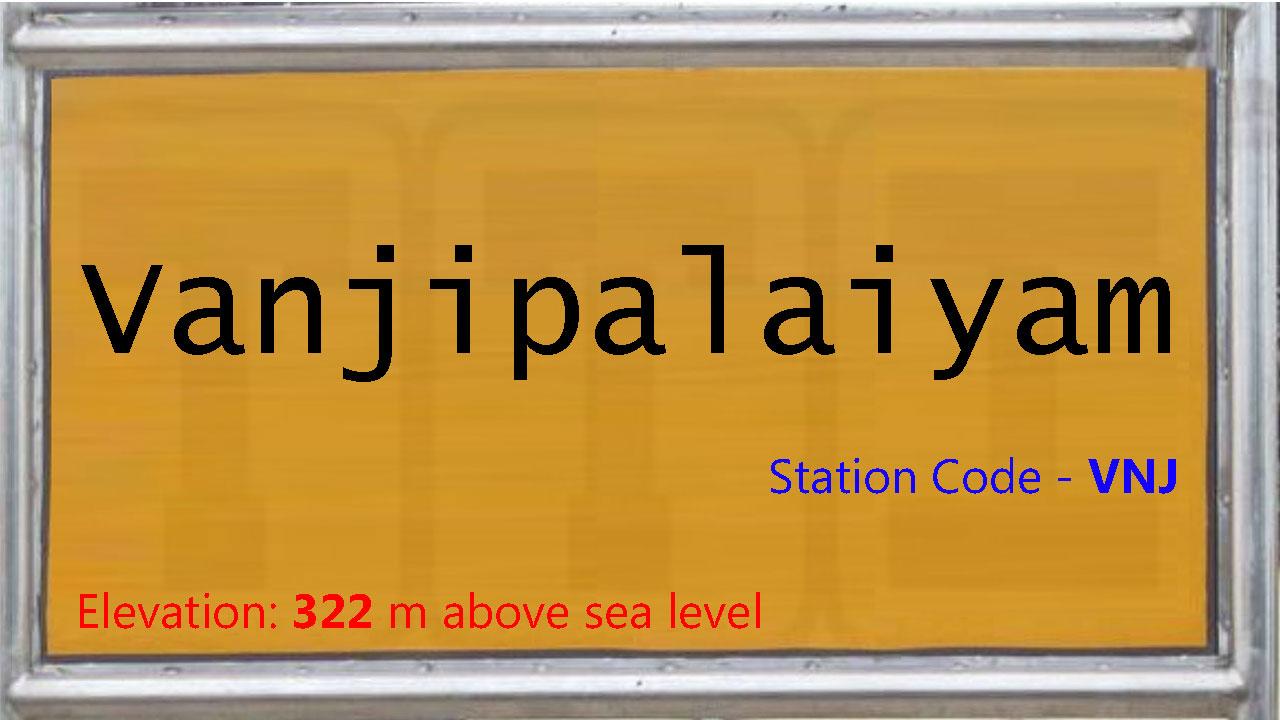 Vanjipalaiyam