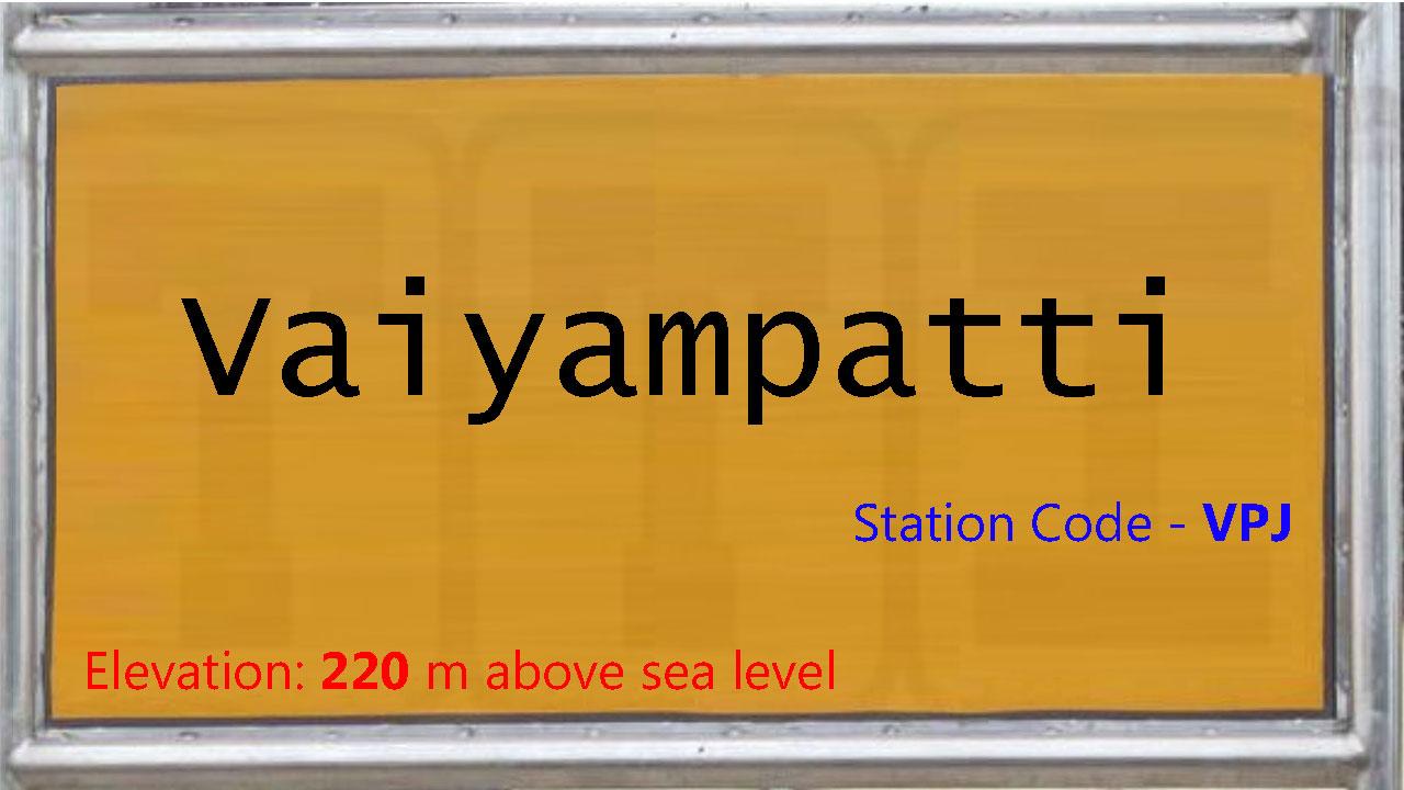 Vaiyampatti