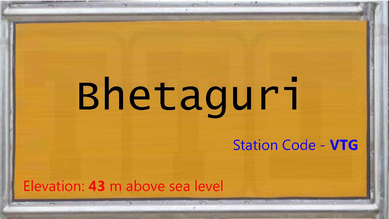 Bhetaguri