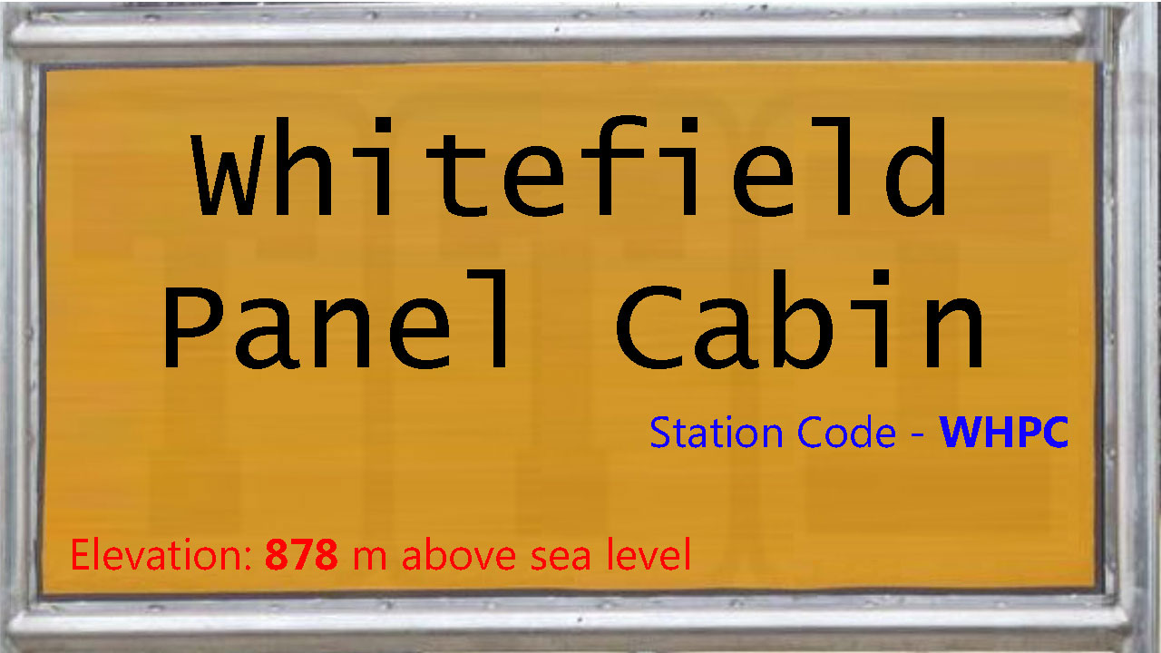 Whitefield Panel Cabin