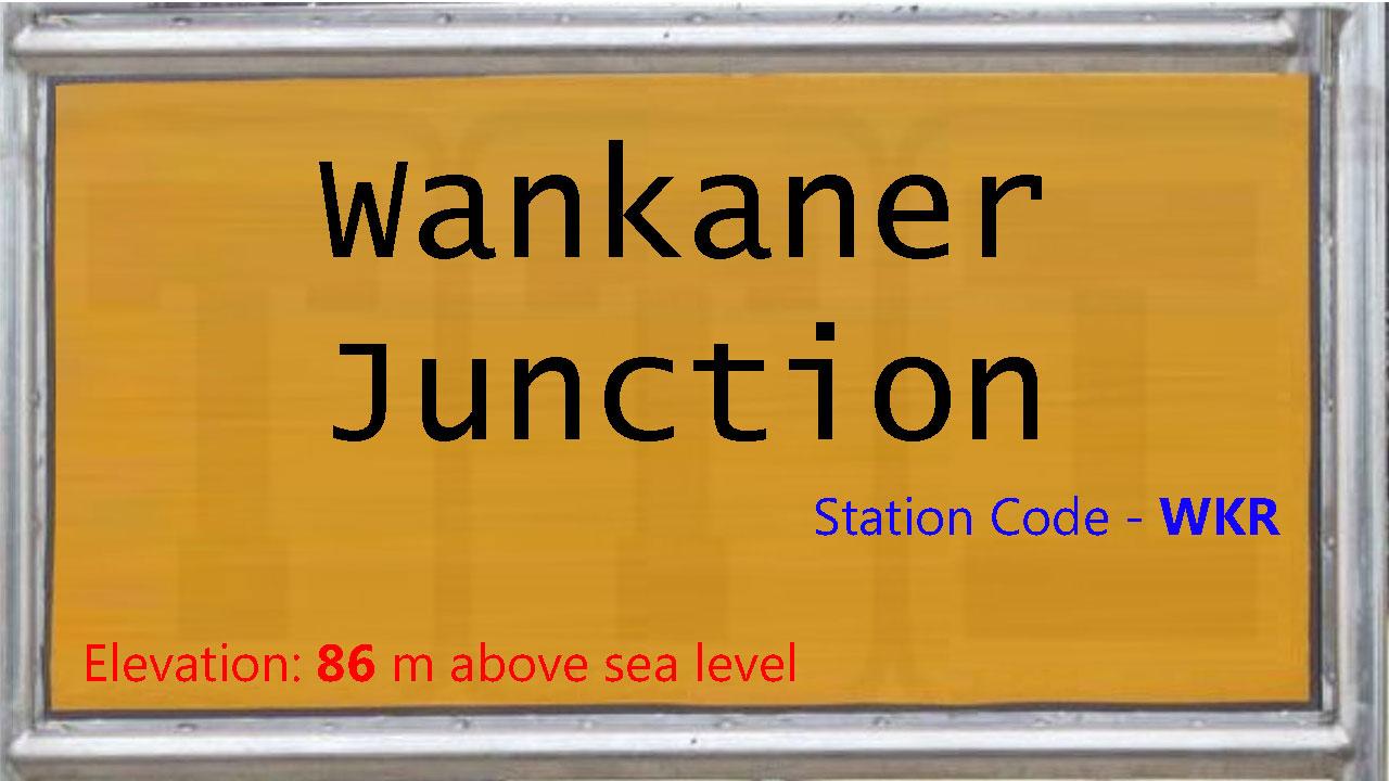 Wankaner Junction