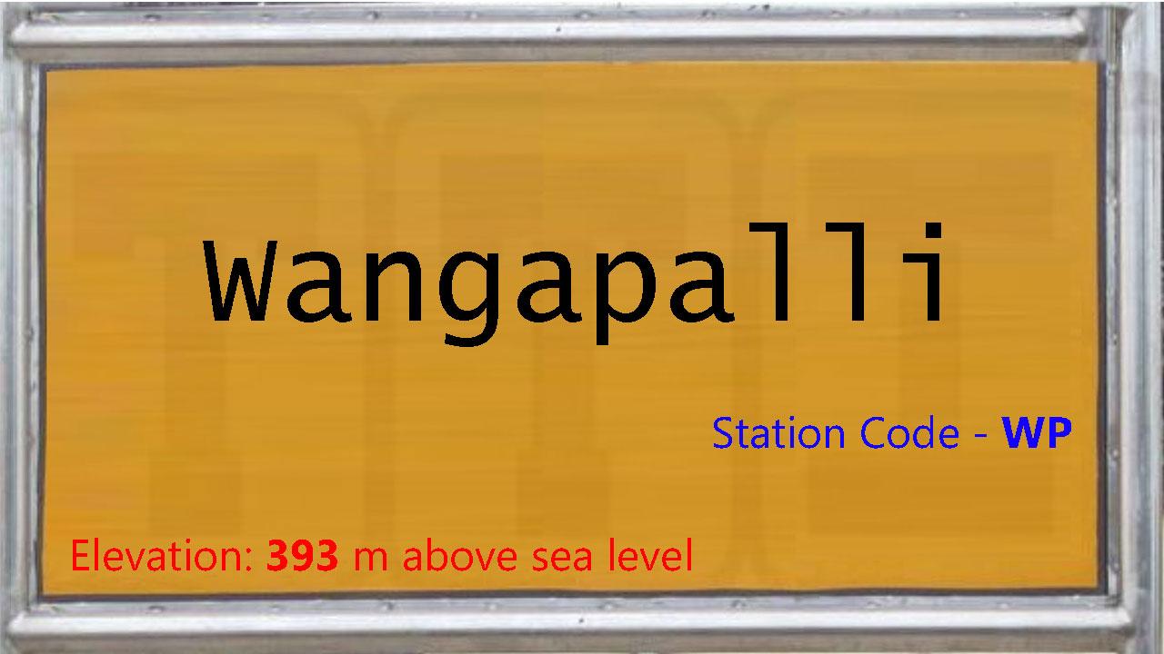 Wangapalli