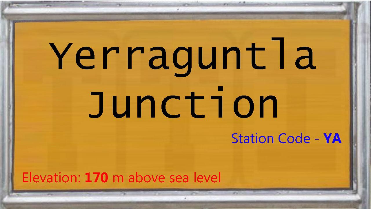 Yerraguntla Junction