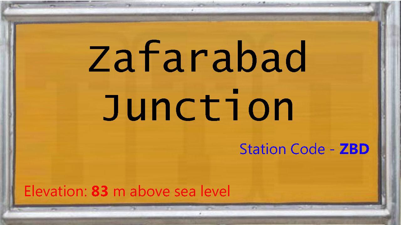 Zafarabad Junction